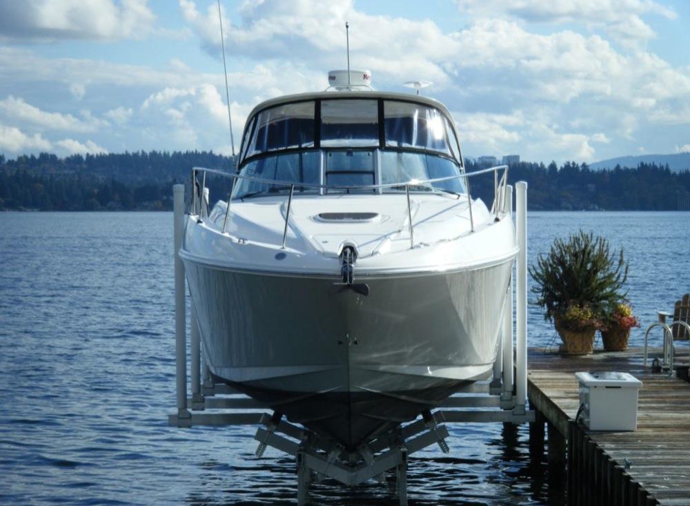 Hydraulisk båtlyft